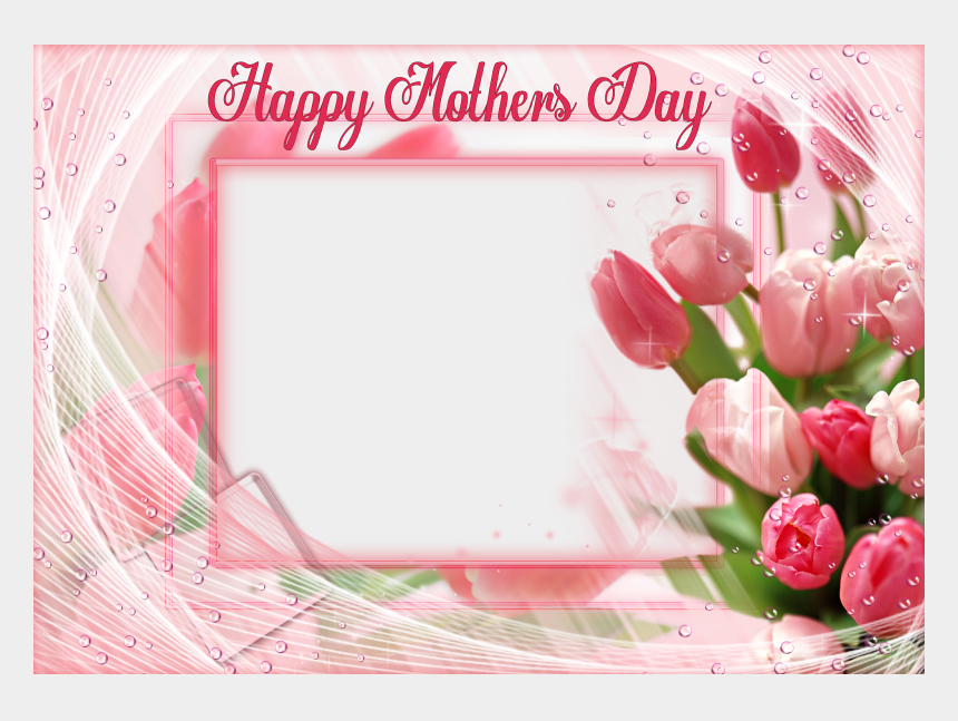 mothers day border clipart, Cartoons - Clipart Frames Mothers Day - Frames For Mothers Day