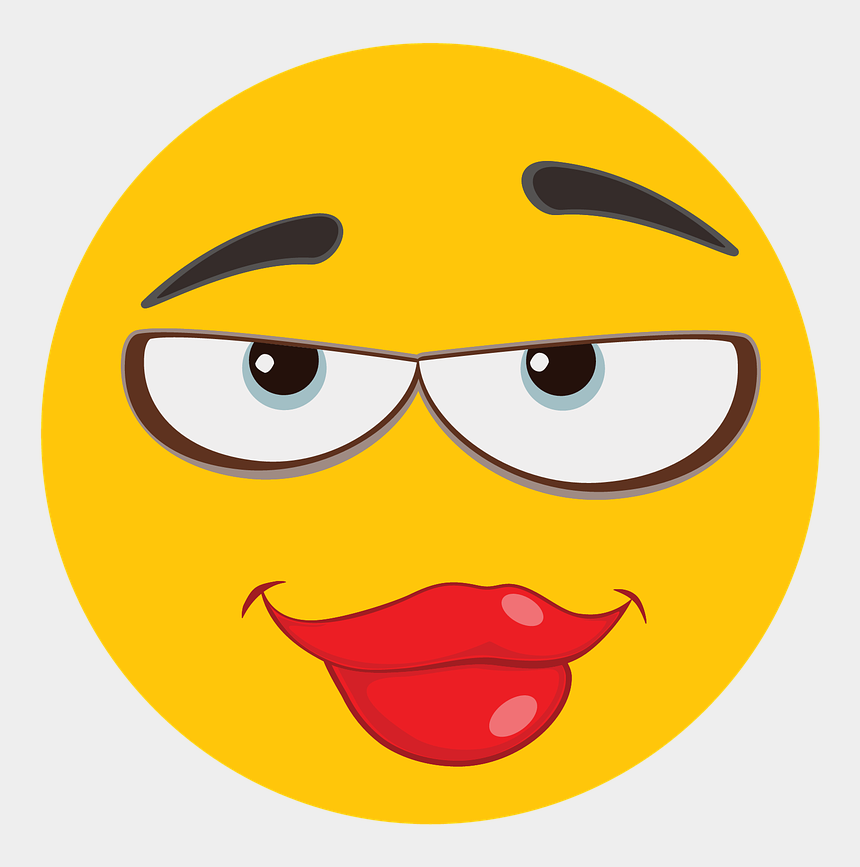 smiling emoji clipart, Cartoons - Face Emoji Emotions - Like Don T Like Emoji