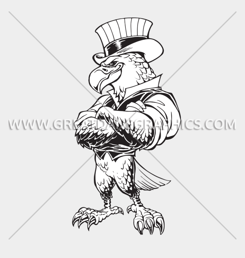 uncle sam wants you clipart, Cartoons - Proud Uncle Sam Eagle Production Ready Artwork For - Sketch How To Draw Uncle Sam