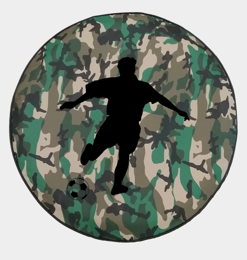 soccer player kicking ball clipart, Cartoons - Tire Cover Pro - Military Punisher Skull
