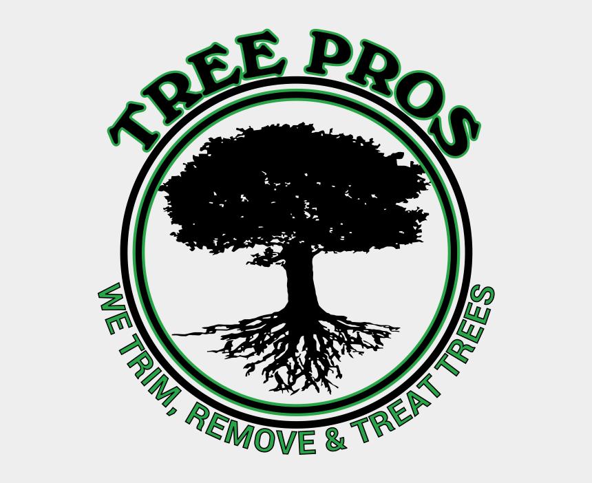 tree of life with roots clipart, Cartoons - Tree Pros Complete Tree Care Service Company - Tree Company Logo