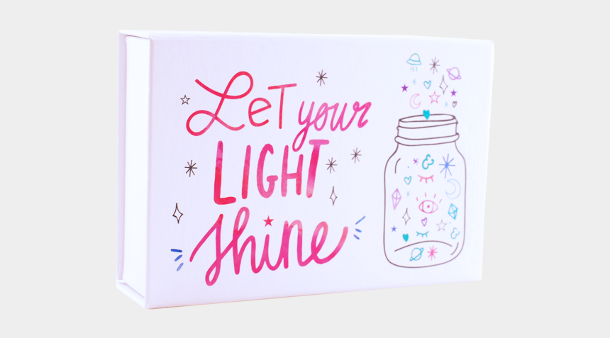 let your light shine clipart, Cartoons - Let Your Light Shine - Greeting Card