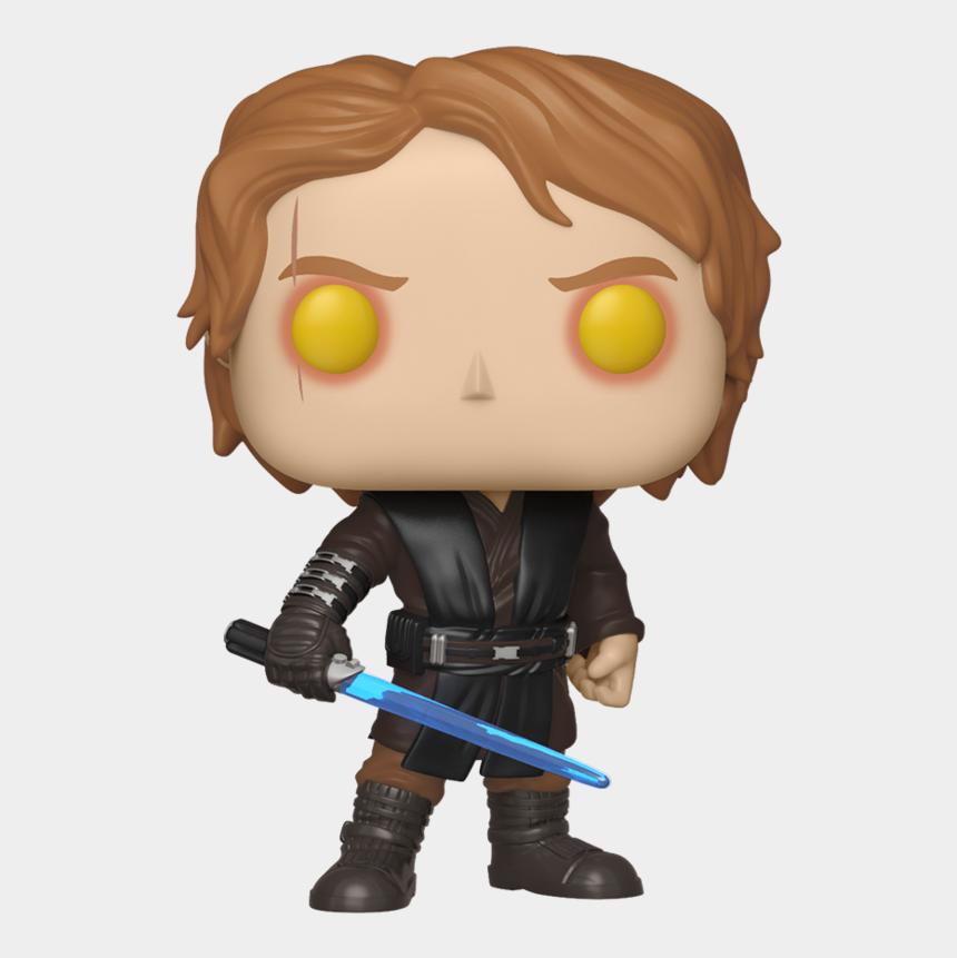 star wars character clipart, Cartoons - Dark Side Anakin Pop