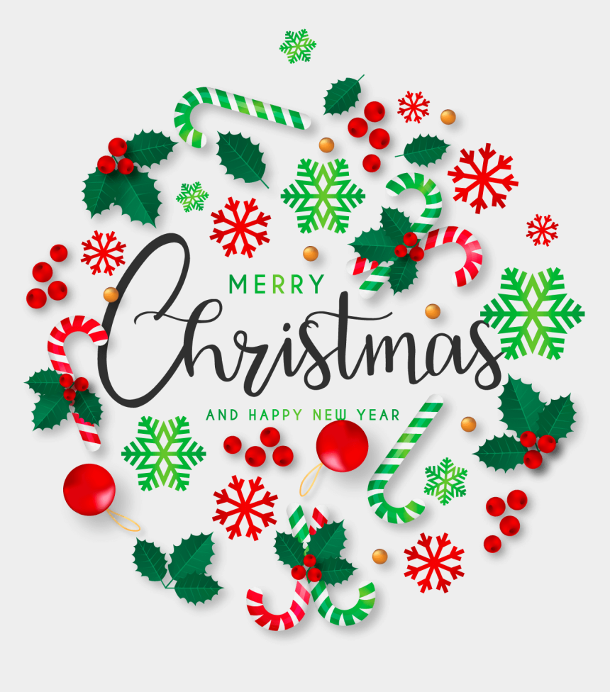 we wish you a merry christmas clipart, Cartoons - We Wish You - Christmas Illustration