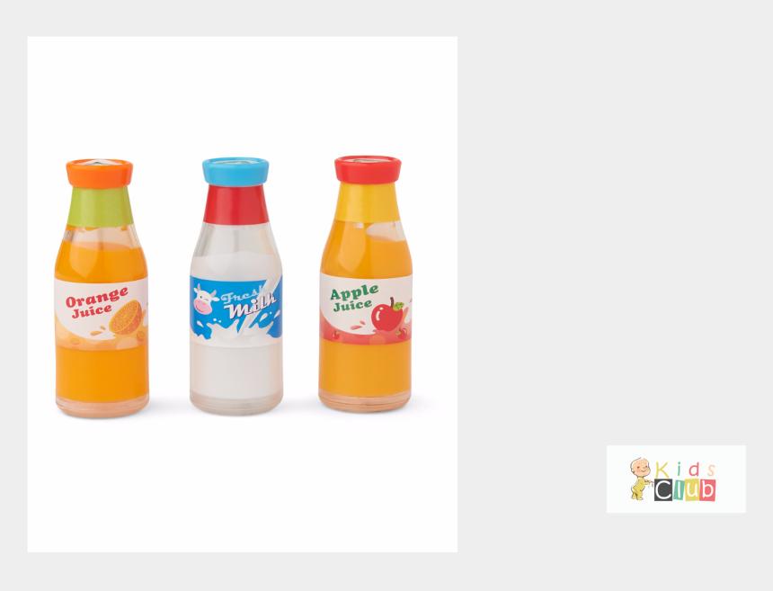 juice bottle clipart, Cartoons - Juice Bottle Png - Glass Bottle