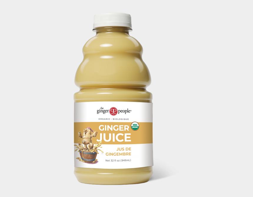 juice bottle clipart, Cartoons - Organic Ginger Juice - Pure Ginger Juice