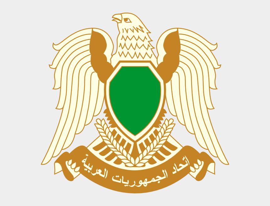 coat of arms clipart, Cartoons - Coat Of Arms Of Libya Clip Art Free Svg Vector - Libya Coat Of Arms