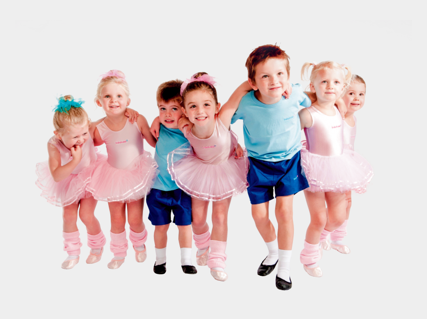 child dance clipart, Cartoons - Dancing Baby Png - Boys And Girls Ballet