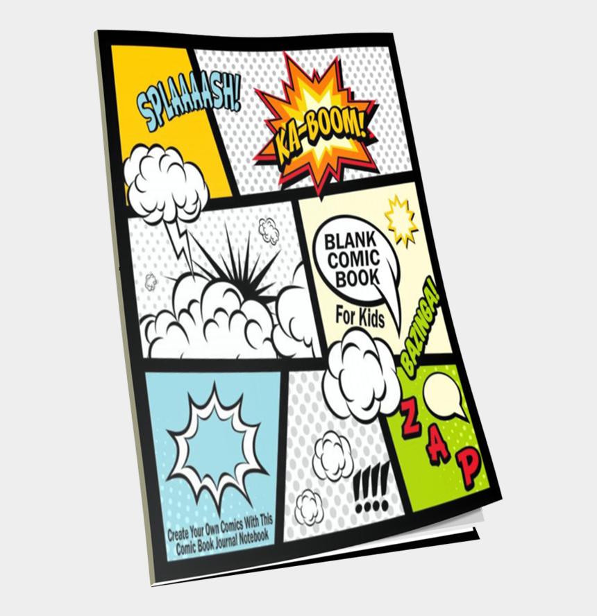blank pow clipart, Cartoons - Amazon Best Selling - Comic Book Kids