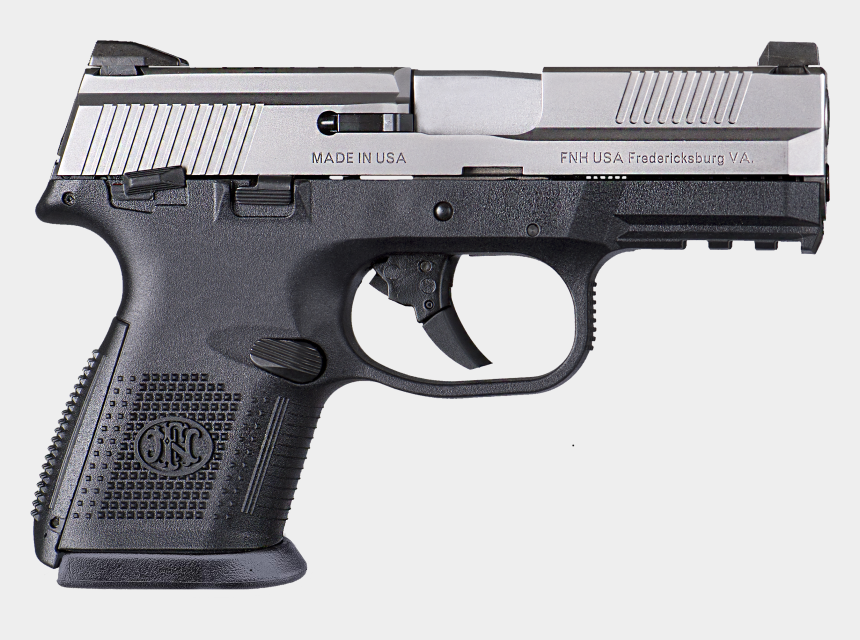 gun firing clipart, Cartoons - Fn 66771 Fns9c 9mm Ms 17r Blk/ss - Fns 9c For Sale