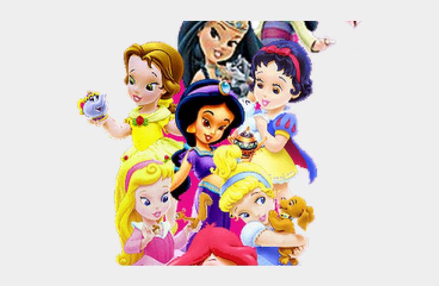 princess doll clipart, Cartoons - Disney Princesses Clipart Dysney - Clipart Baby Disney Princess