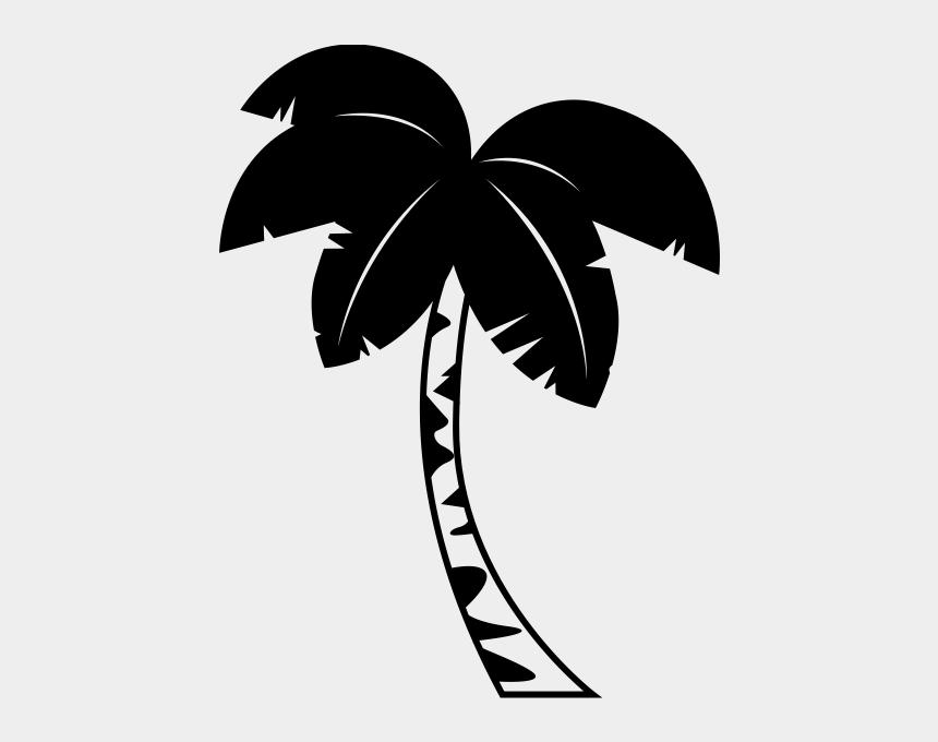 palm tree and hammock clipart, Cartoons - Clip Art