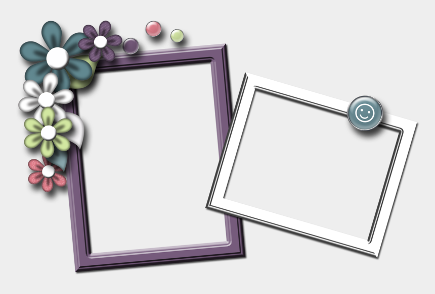 spring frame clipart, Cartoons - Scrapbook Frame Png - Happy New Year 2019 Tamil Kavithai
