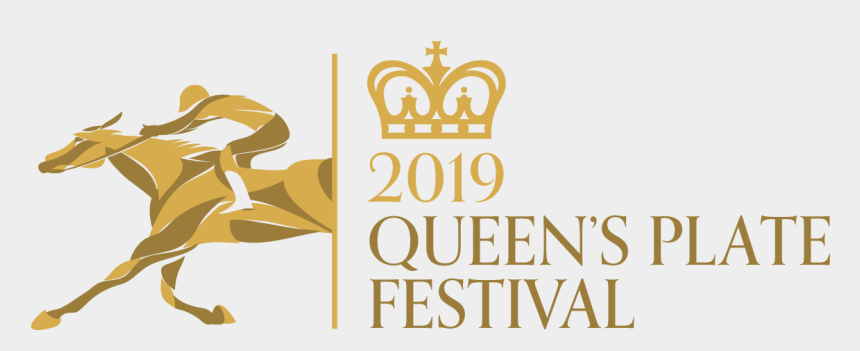 woodstock festival clipart, Cartoons - Get Your 2019 Queen's Plate Festival Pass To Enjoy - Queen's Plate Logo 2019