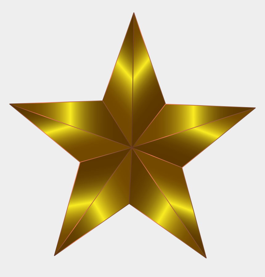 exploding star clipart, Cartoons - Prismatic Star 9 By Gdj - Gold Star Clipart Png