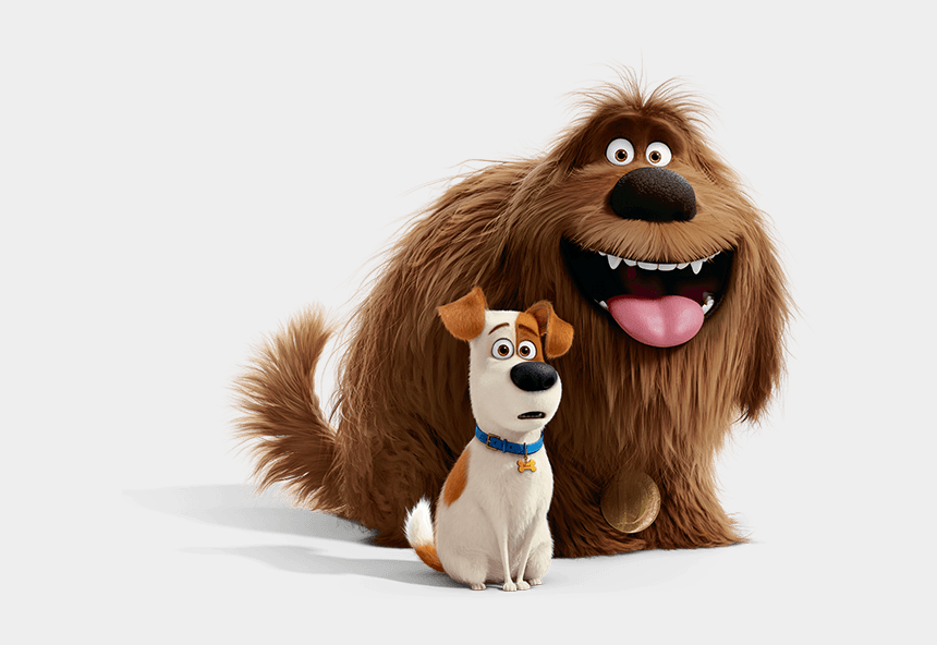 toto dog clipart, Cartoons - Duke Is A Dog From The Secret Life Of Pets - Max And Duke From Secret Life Of Pets