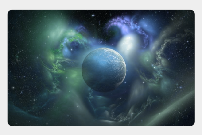 outer space background clipart, Cartoons - #galaxy #space #background #overlay #planet