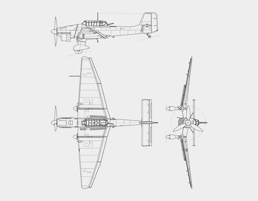 wwii plane clipart, Cartoons - Junkers Ju 87b-2 Stuka - Draw A Stuka Dive Bomber