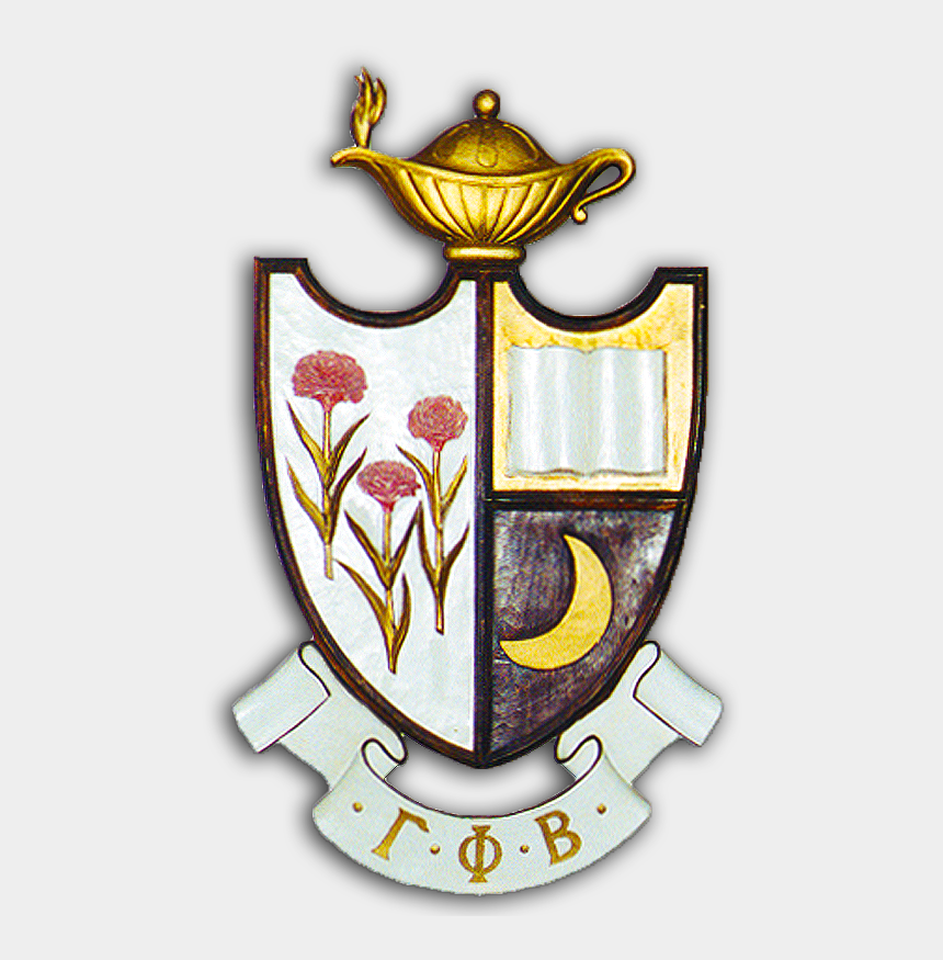 sigma gamma rho clipart, Cartoons - Gamma Phi Beta Crest Png - Gamma Phi Beta Crest