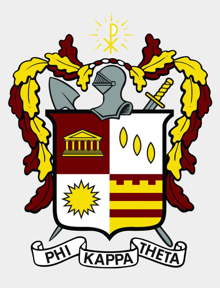sigma gamma rho clipart, Cartoons - Phi Kappa Theta Crest - Phi Kappa Theta