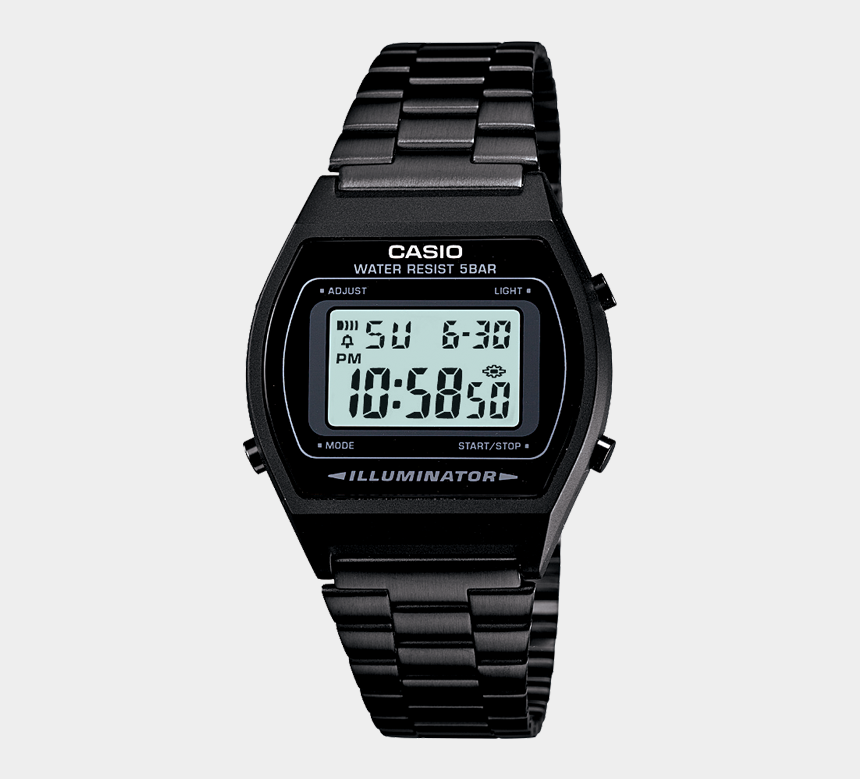 digital watch clipart, Cartoons - B640wb-1aef - Casio Watch Philippines Price