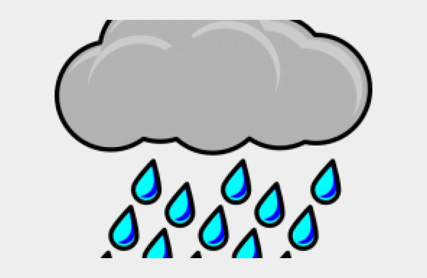 autumn weather clipart, Cartoons - Weather Clipart Raining - Rainy Clipart