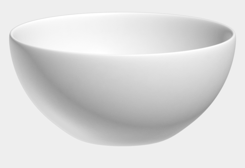 bowl of water clipart, Cartoons - Bowl Png - White Bowl Transparent