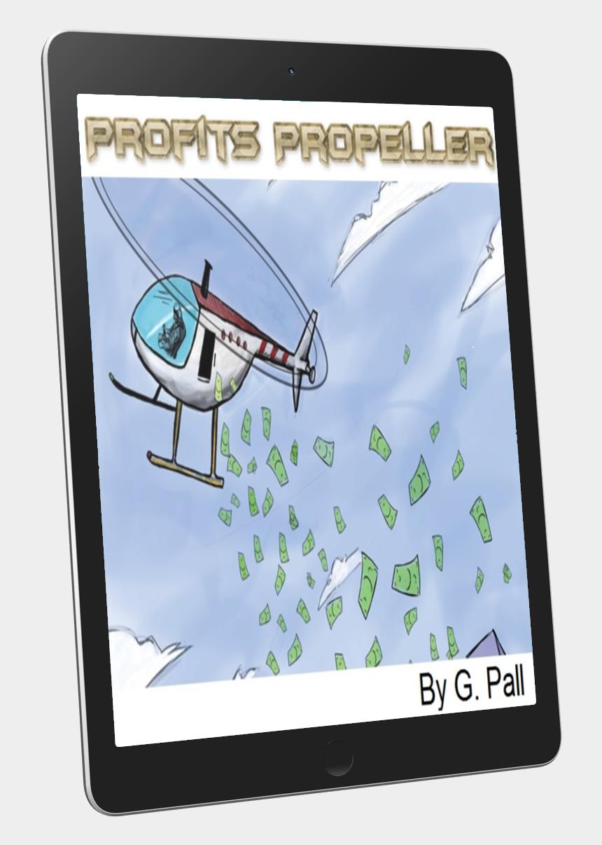 secret code clipart, Cartoons - Profits Propeller Value - Light Aircraft
