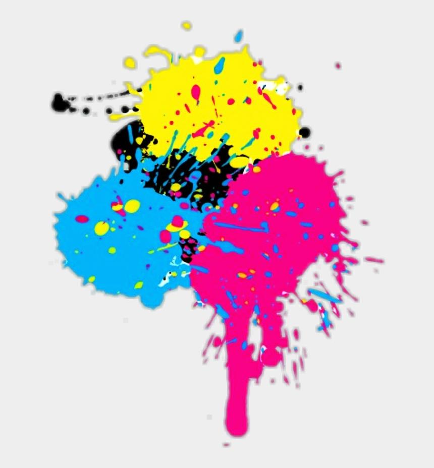 paint colors clipart, Cartoons - #art #paint #painting #colors #colours #splash #colorsplash - Cmyk Splash Png