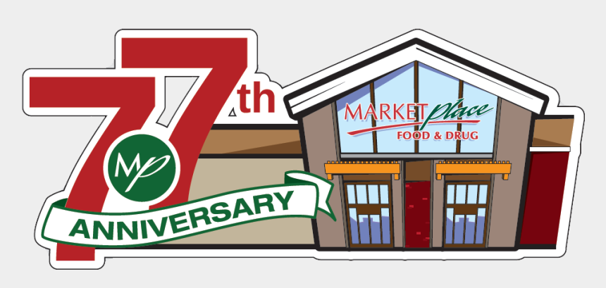 food market clipart, Cartoons - Market Clipart Grocery Store Building - Marketplace Foods