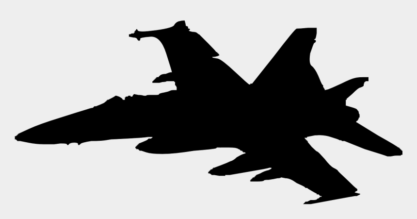 f18 clipart, Cartoons - Plane Fast Hornet Silhouette Png Image - F A 18 Hornet Clipart