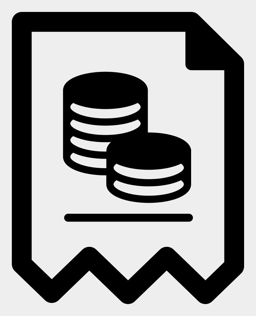 financial statements clipart, Cartoons - Social Security Report Comments - Finance Icon Vector Png