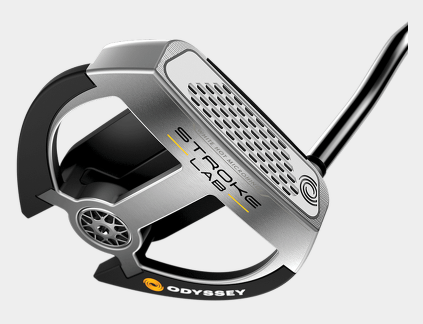 golf club putter clipart, Cartoons - Expand - Odyssey Stroke Lab Putters