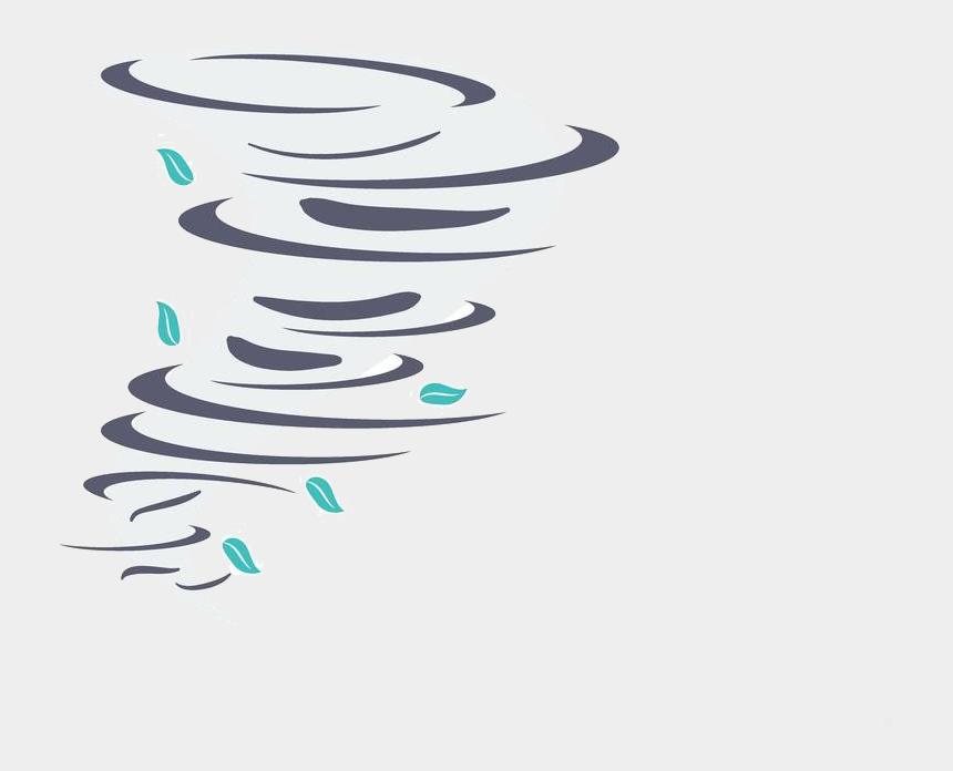 gust clipart, Cartoons - Vector Tornado Hand Drawn - Loc Xoay Paint