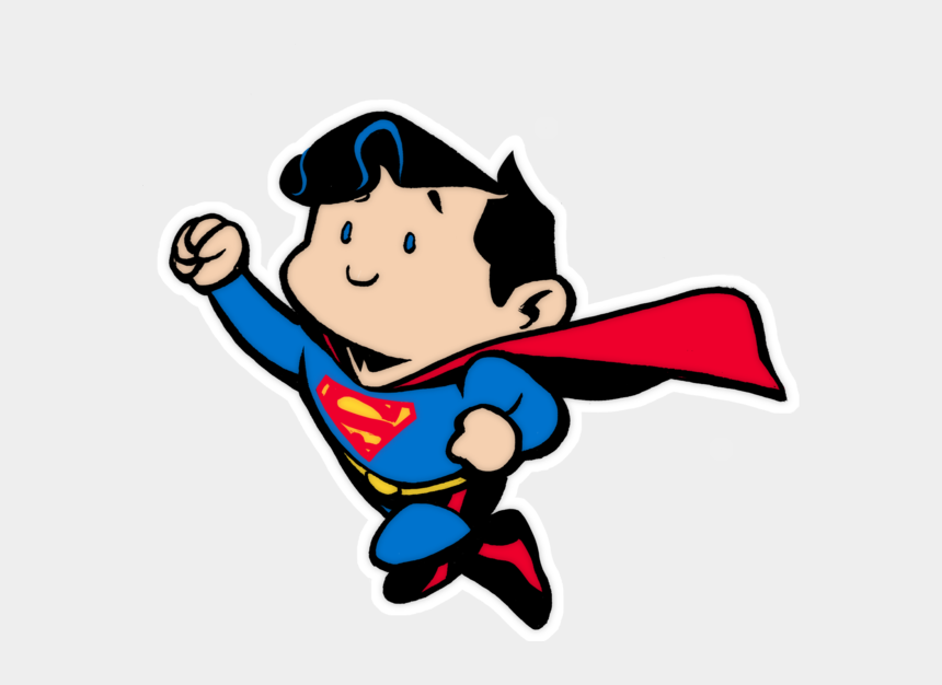 Superman Clip Mini Cliparts Cartoons Jingfm