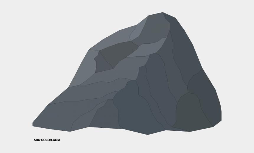 mountain sketch clipart, Cartoons - Mountains Clipart Bitmap - Rock Clipart No Background