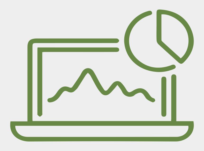 stock market graph clipart, Cartoons - Market Watch - Variability Icon