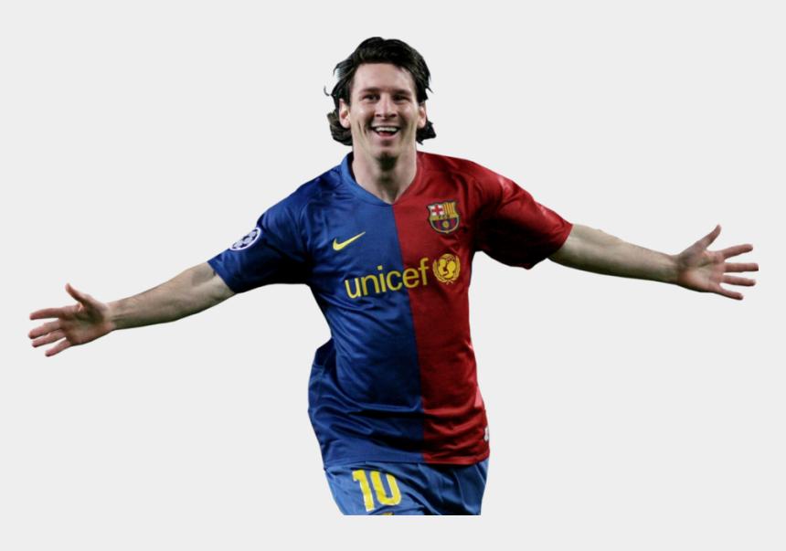 soccer uniform clipart, Cartoons - Lionel Messi Clipart Soccer - Messi Png