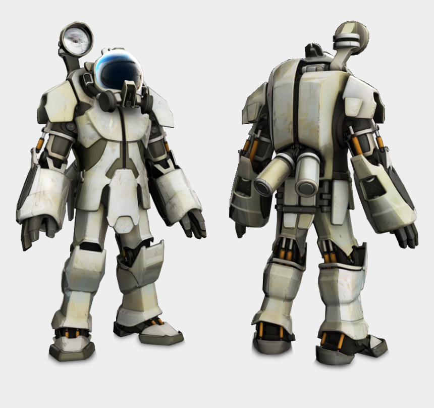 astronaut suit clipart, Cartoons - Space Suit - Space Suit Power Armor