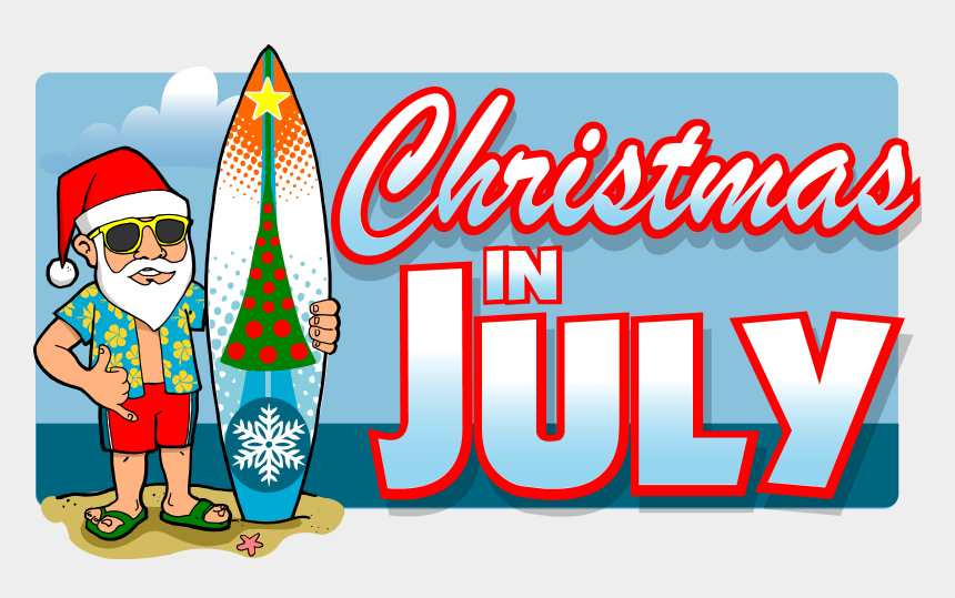 christmas bus clipart, Cartoons - Christmas In July - Cartoon