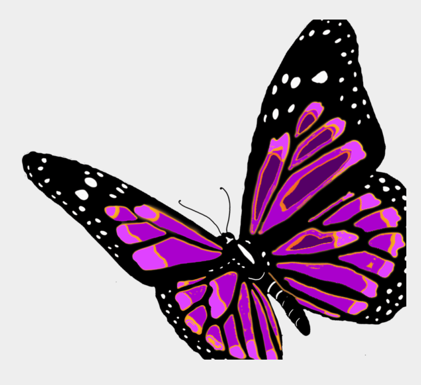 butterfly woman clipart, Cartoons - Flying Butterfly Images Clipart - Butterfly With Transparent Background