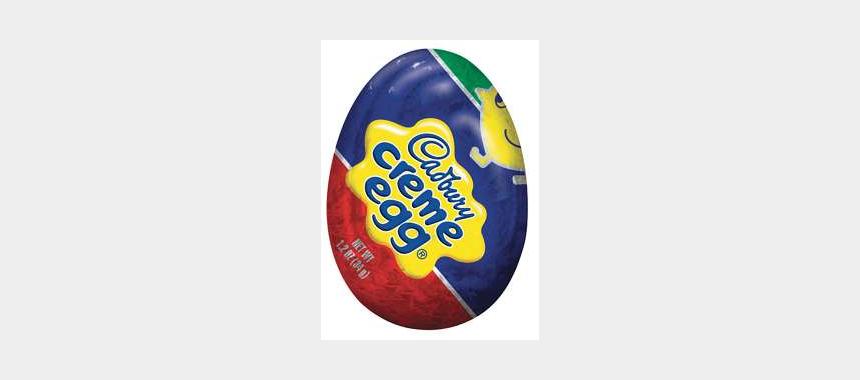 hershey chocolate clipart, Cartoons - Cadbury Crème Egg, - Cadbury Egg Calories