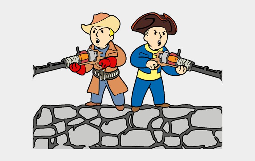 fallout 4 clipart, Cartoons - Crow Clipart Fallout - Fallout 4 Minutemen Fanart