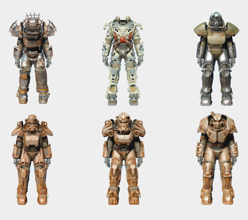 fallout 4 clipart, Cartoons - Power Armor Fallout 4 Fallout Wiki Fandom Powered By - Fallout 4 Power Armor Types