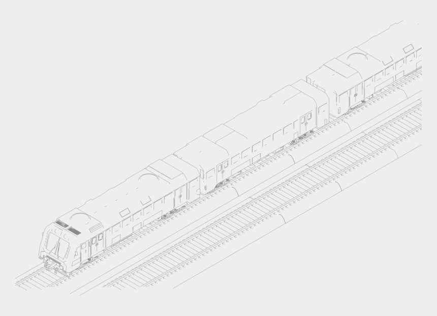 toy train clipart black and white, Cartoons - Toy Trains & Train Sets Steam Locomotive Drawing - Technical Drawing