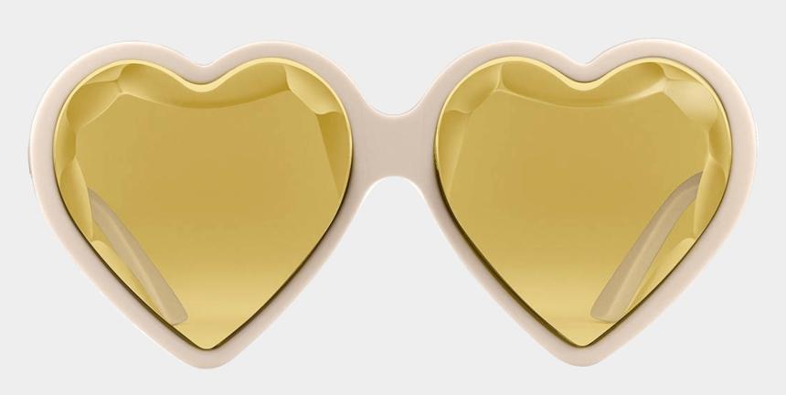 heart shaped sunglasses clipart, Cartoons - Heart-frame Acetate Sunglasses - Heart