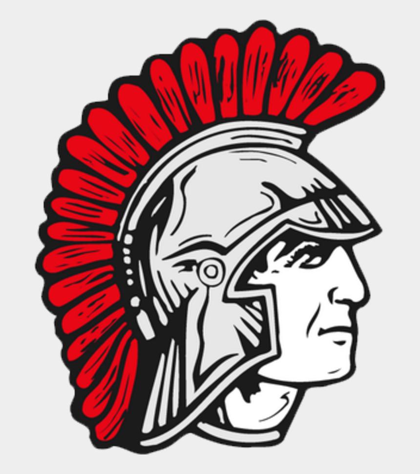 trojan warrior clipart, Cartoons - Trojan Clipart West Central - Central Union High School Logo