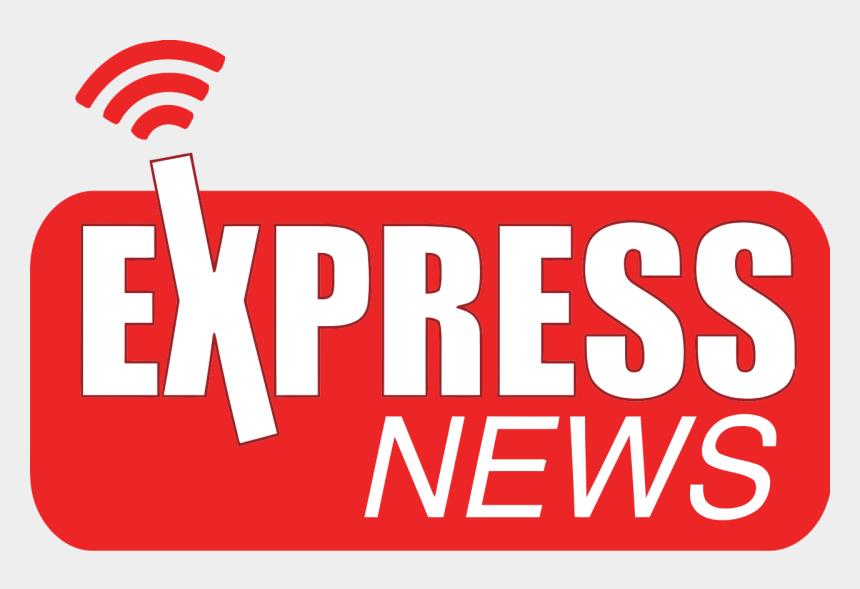 newspaper clipart transparent, Cartoons - News Bulletin Png Pluspng - Express News Pakistan Logo
