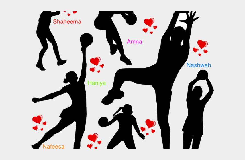 jungle explorer clipart, Cartoons - Netball Clipart Cute - Transparent Background Sport Png