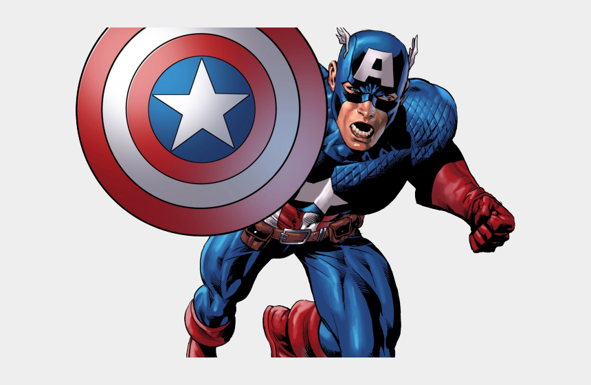captain america face clipart, Cartoons - Captain America Clipart Large - Captain America Mike Deodato